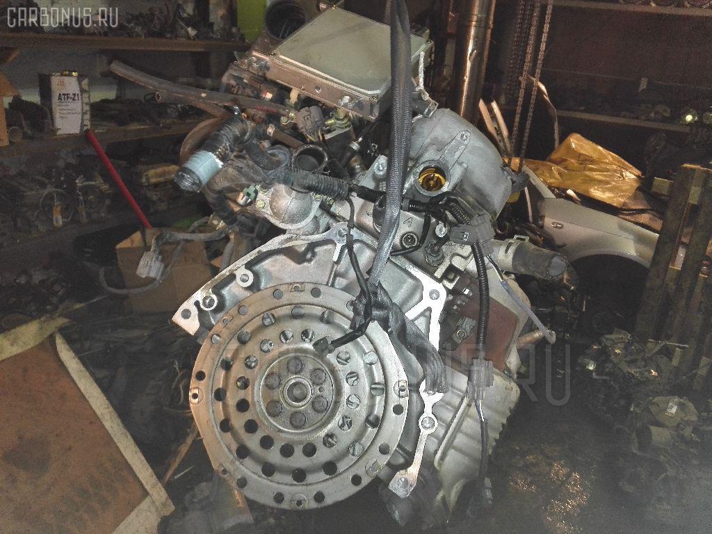 Двигатель HONDA DOMANI MB3 D15B. Фото 5