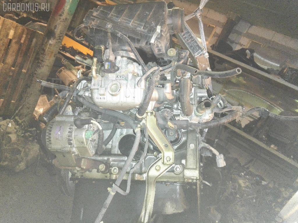 Двигатель HONDA DOMANI MB3 D15B. Фото 6