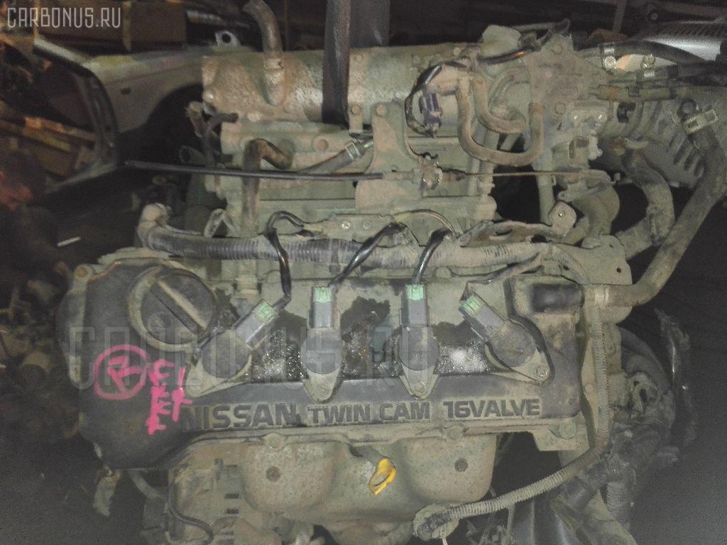 Двигатель NISSAN AD VAN VHNY11 QG18DE Фото 5