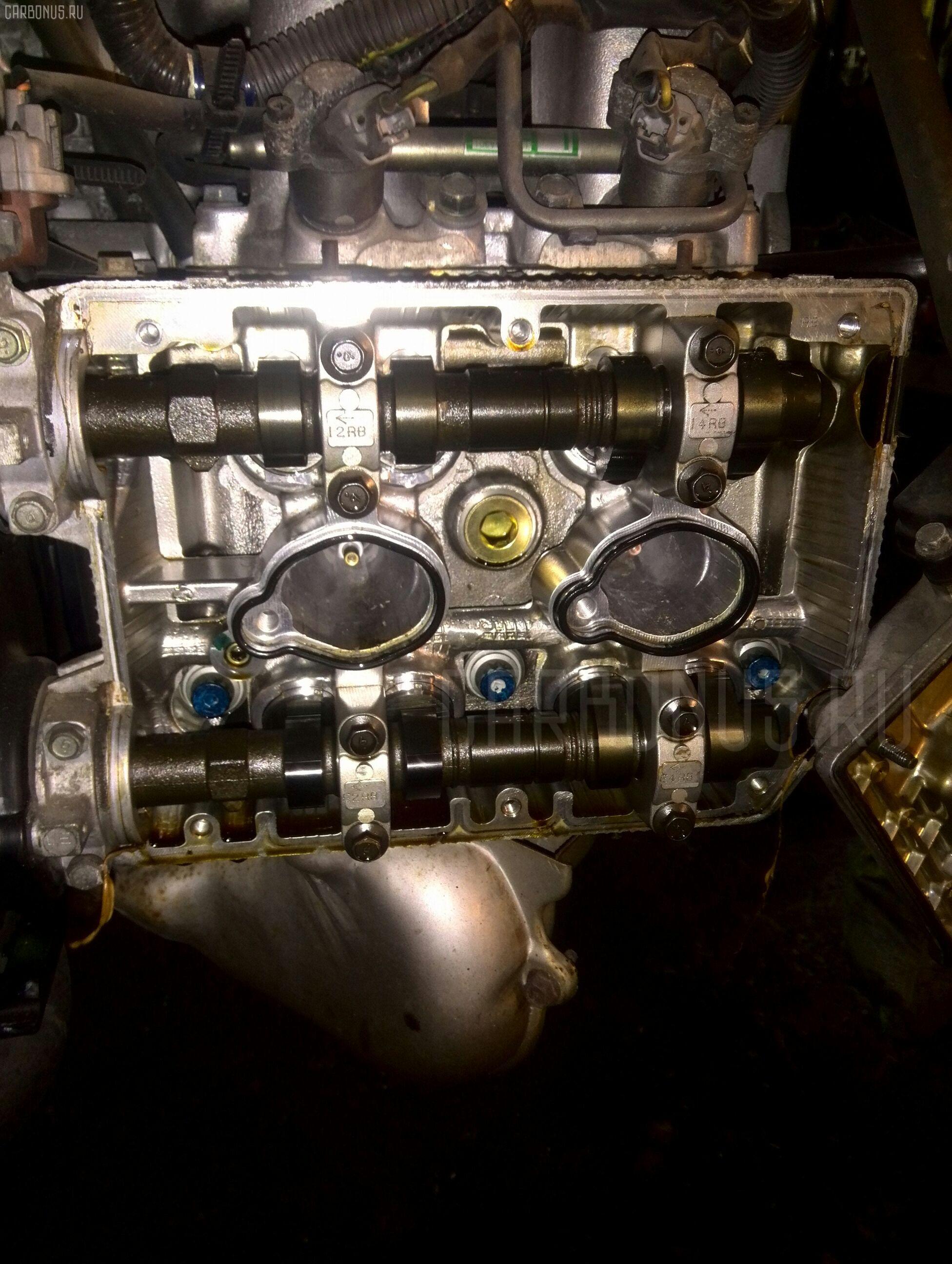 Двигатель SUBARU FORESTER SF5 EJ20. Фото 2