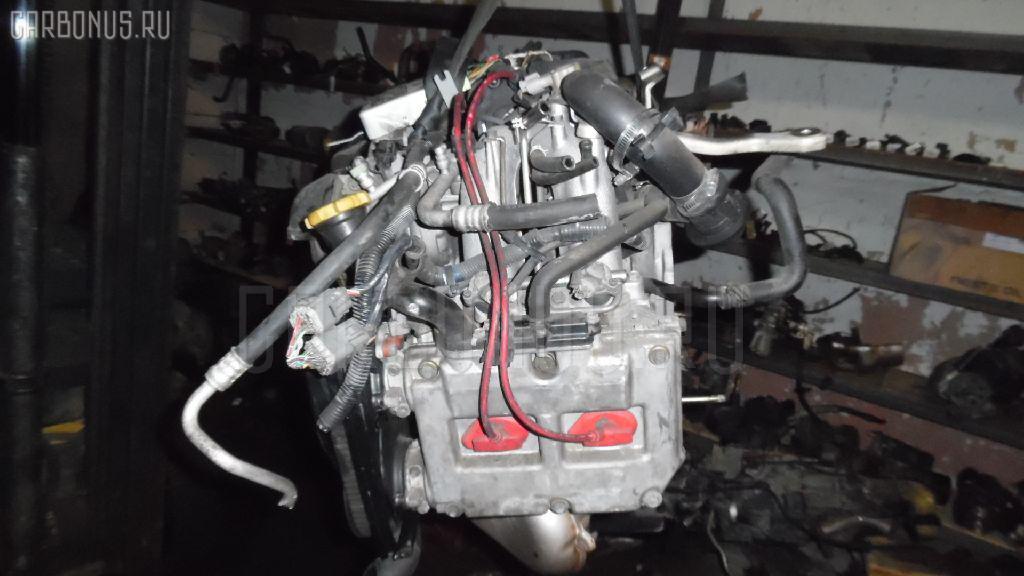 Двигатель SUBARU FORESTER SF5 EJ20. Фото 3