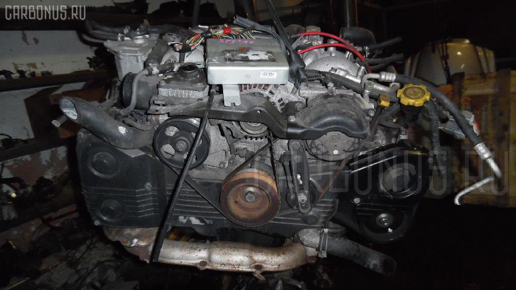 Двигатель SUBARU FORESTER SF5 EJ20. Фото 4