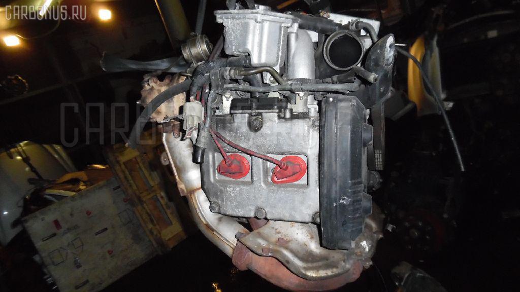 Двигатель SUBARU FORESTER SF5 EJ20. Фото 5