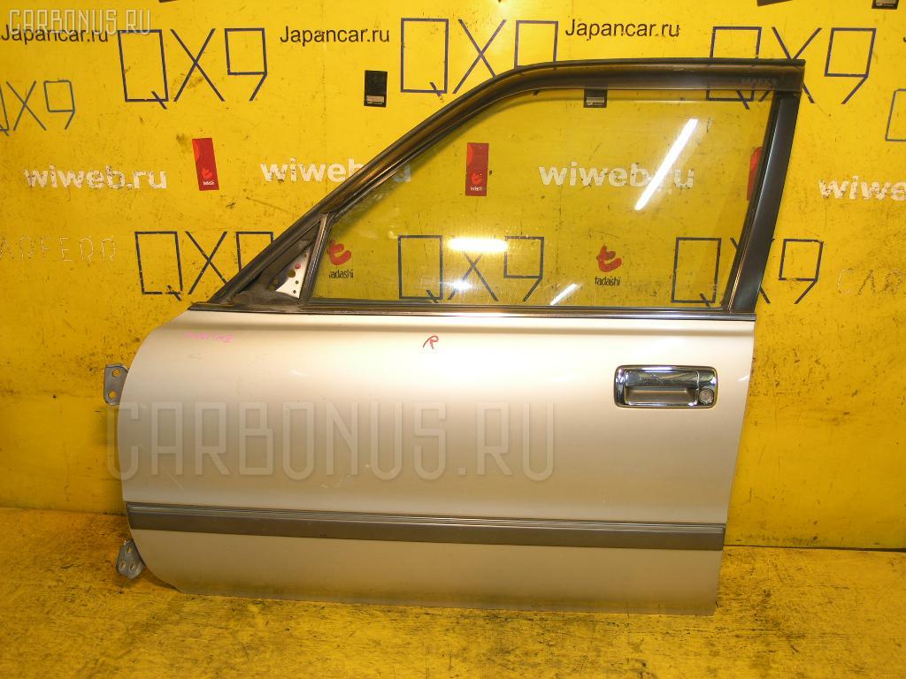 Дверь боковая TOYOTA MARK II GX81 Фото 1