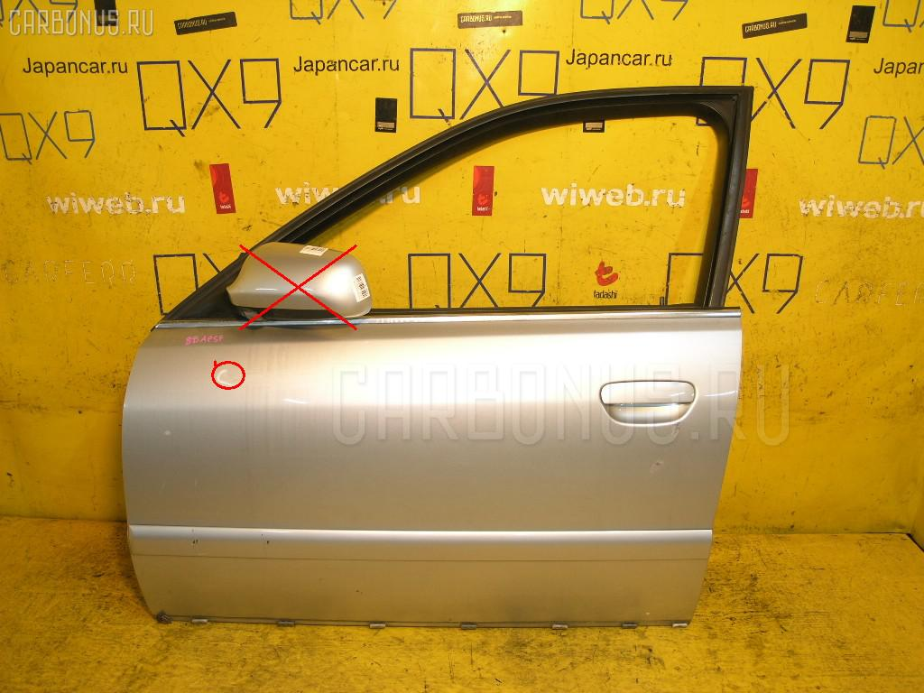 Дверь боковая AUDI A4 AVANT 8DAPSF Фото 1