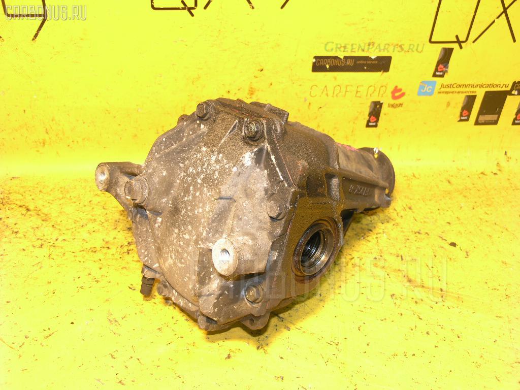 Редуктор TOYOTA MARK II GX81 1G-FE. Фото 9