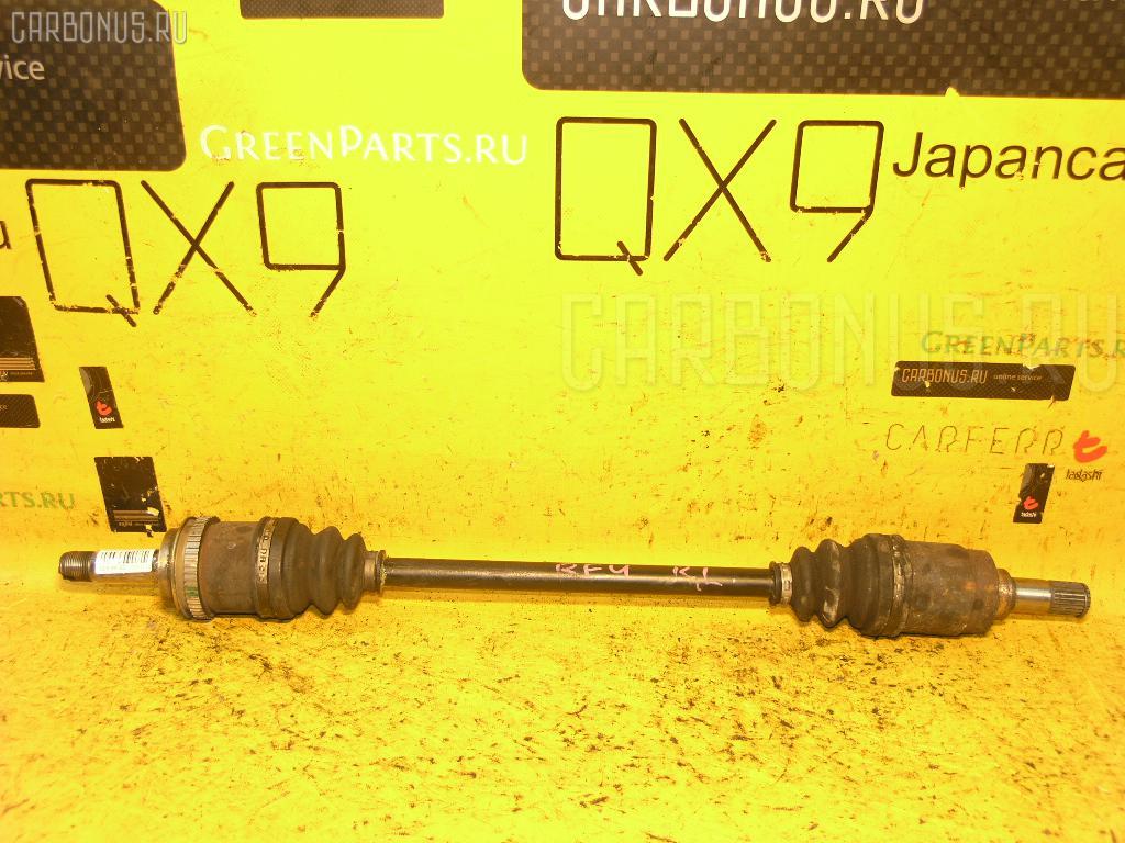 Привод HONDA STEPWGN RF4 K20A. Фото 9
