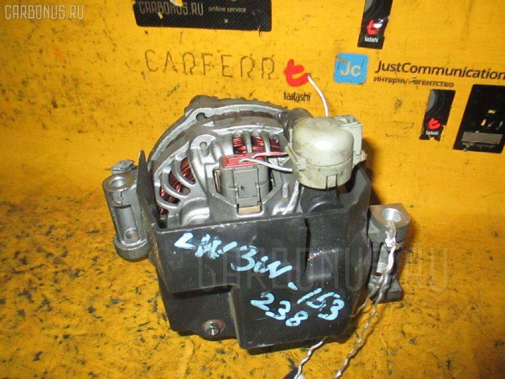 Генератор MAZDA MPV LW3W L3. Фото 8