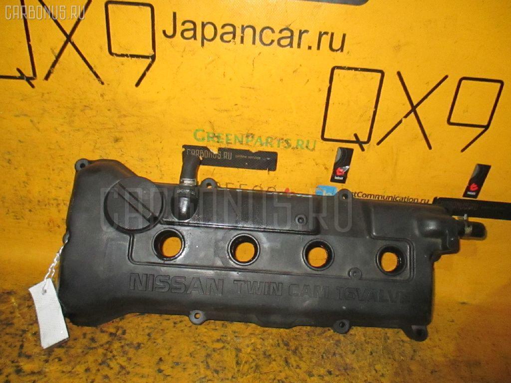 Клапанная крышка NISSAN PULSAR FN15 GA15DE. Фото 6