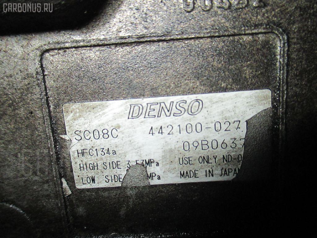 Компрессор кондиционера Toyota Raum EXZ10 5E-FE Фото 1