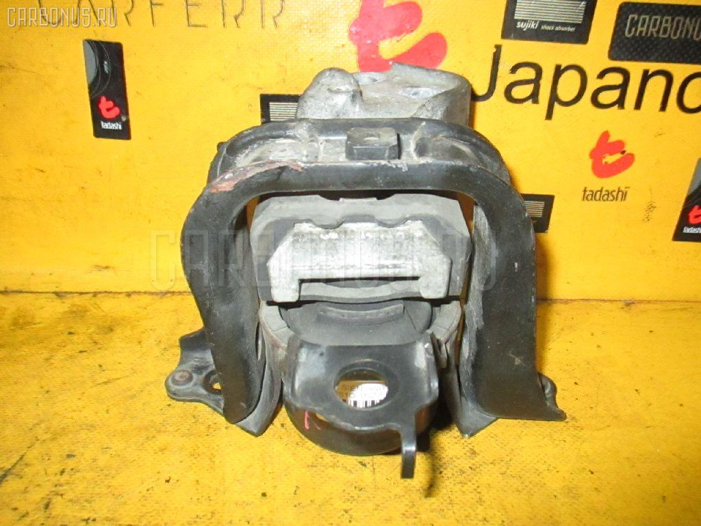 Подушка двигателя TOYOTA SIENTA NCP81G 1NZ-FE. Фото 9