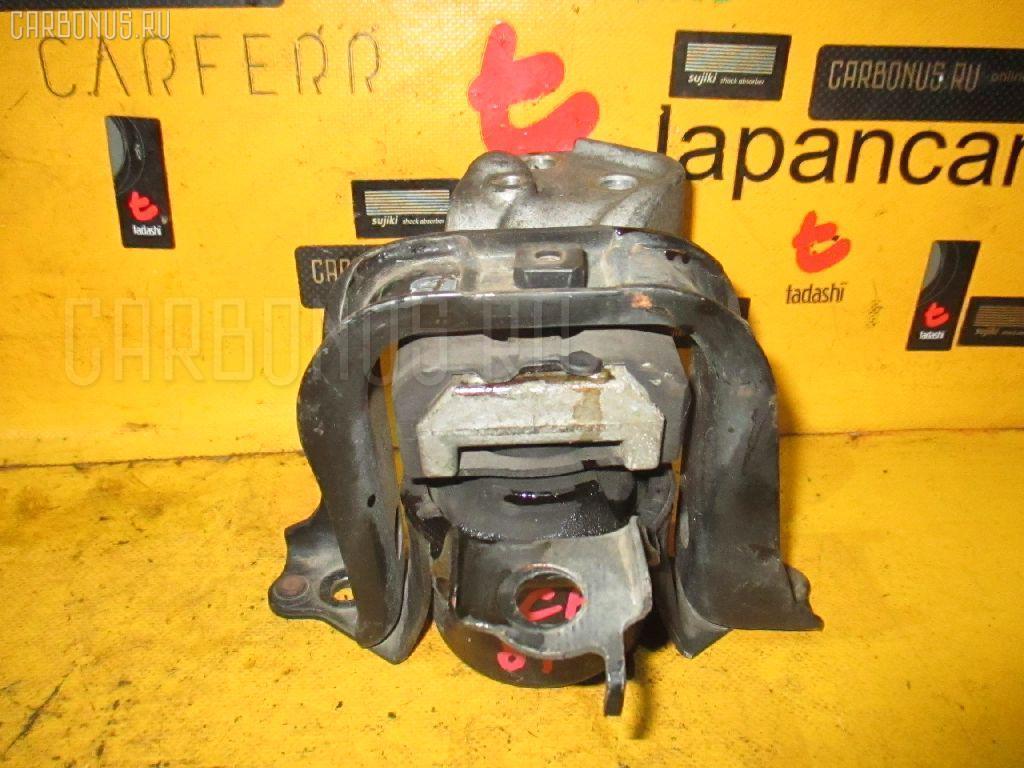 Подушка двигателя TOYOTA SIENTA NCP81G 1NZ-FE. Фото 11