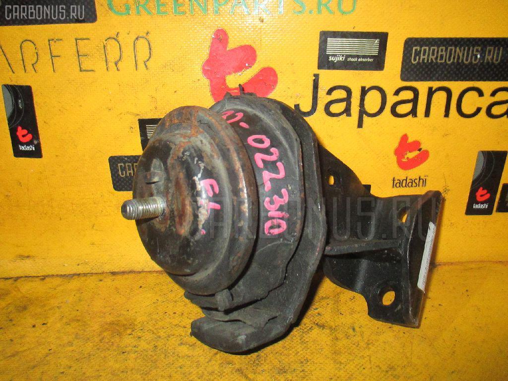 Подушка двигателя NISSAN LAUREL GC32 VG20T Фото 2