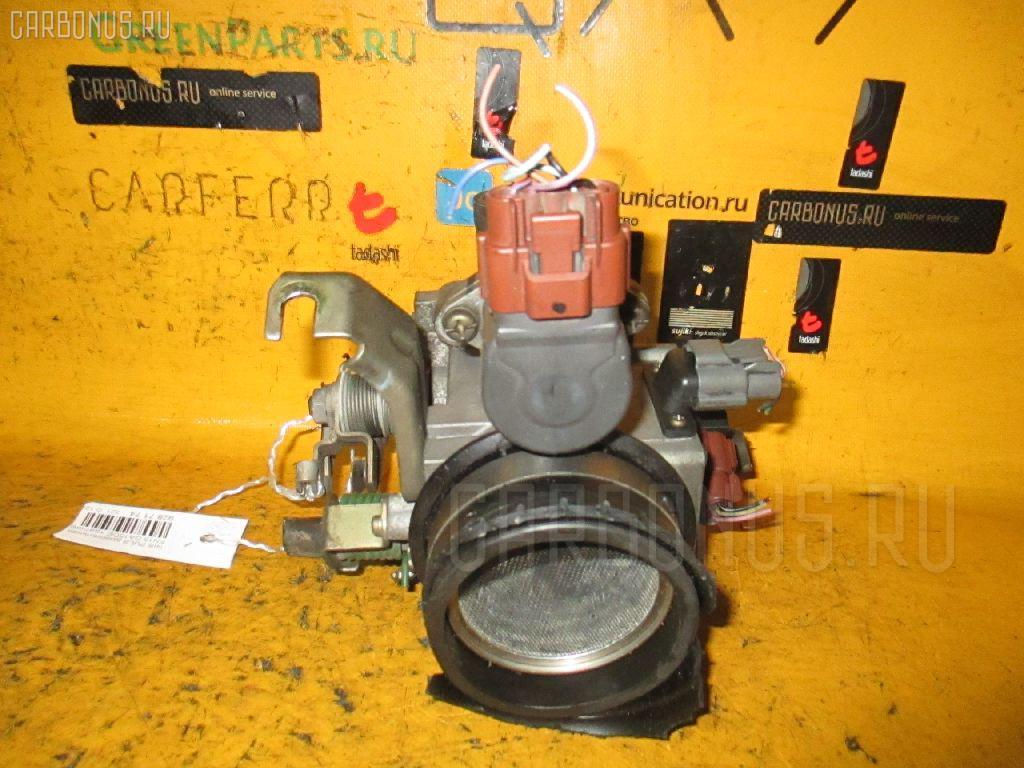 Дроссельная заслонка NISSAN PULSAR FN15 GA15DE. Фото 4