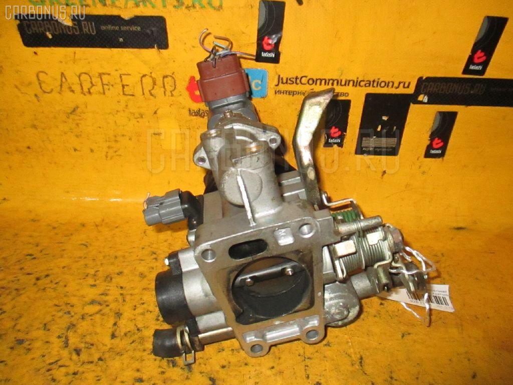 Дроссельная заслонка NISSAN PULSAR FN15 GA15DE. Фото 5