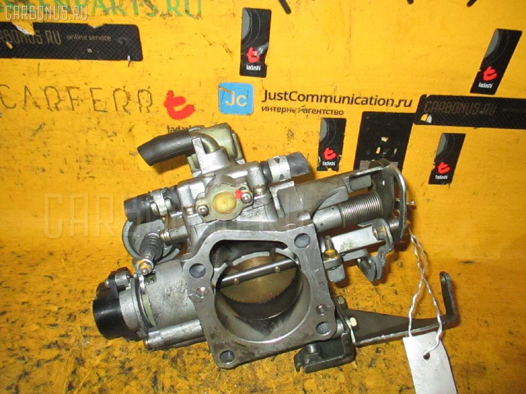Дроссельная заслонка TOYOTA GRAND HIACE VCH10W 5VZ-FE Фото 1