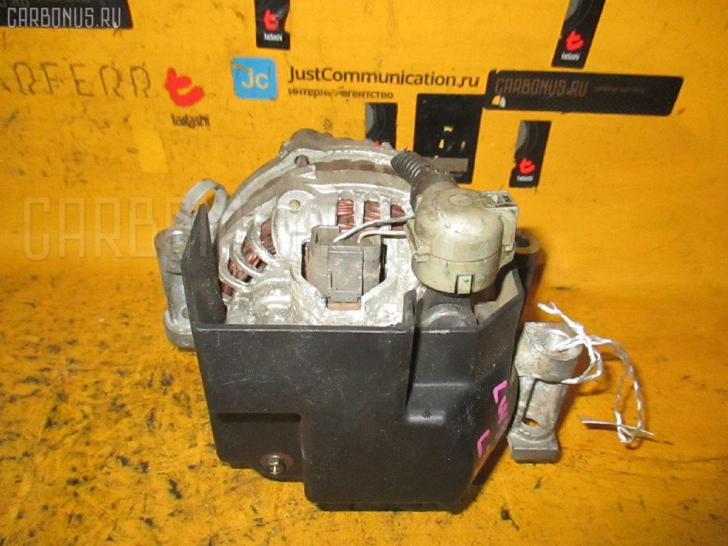 Генератор MAZDA MPV LW3W L3. Фото 11