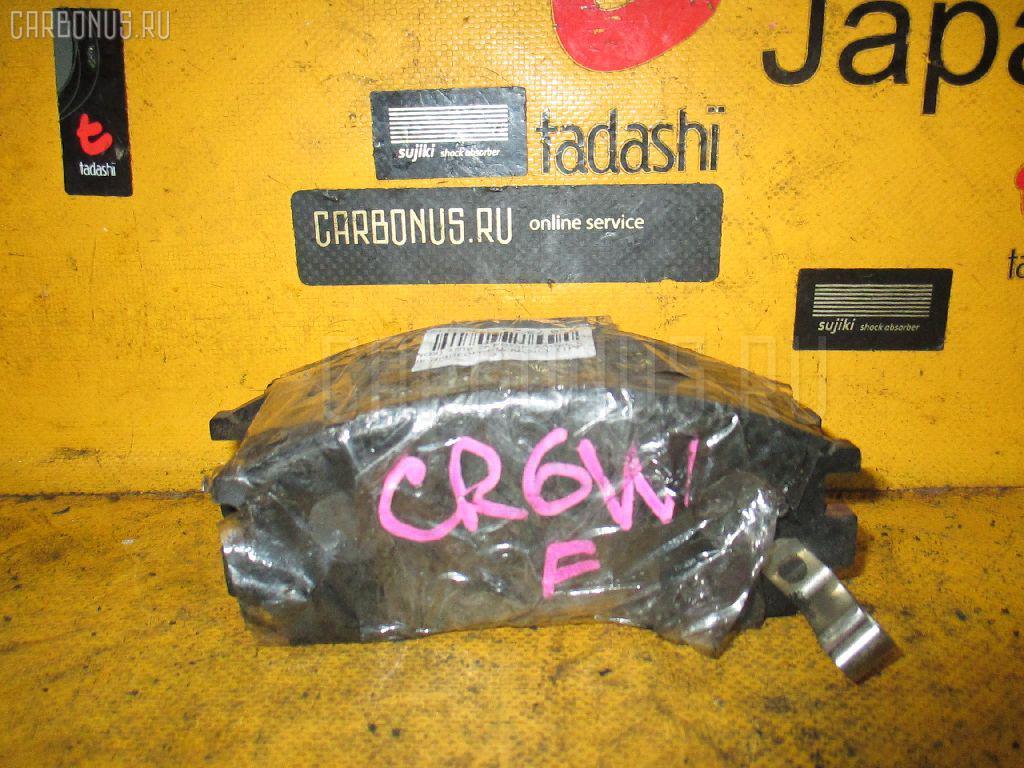 Тормозные колодки MITSUBISHI DION CR6W 4G94. Фото 7