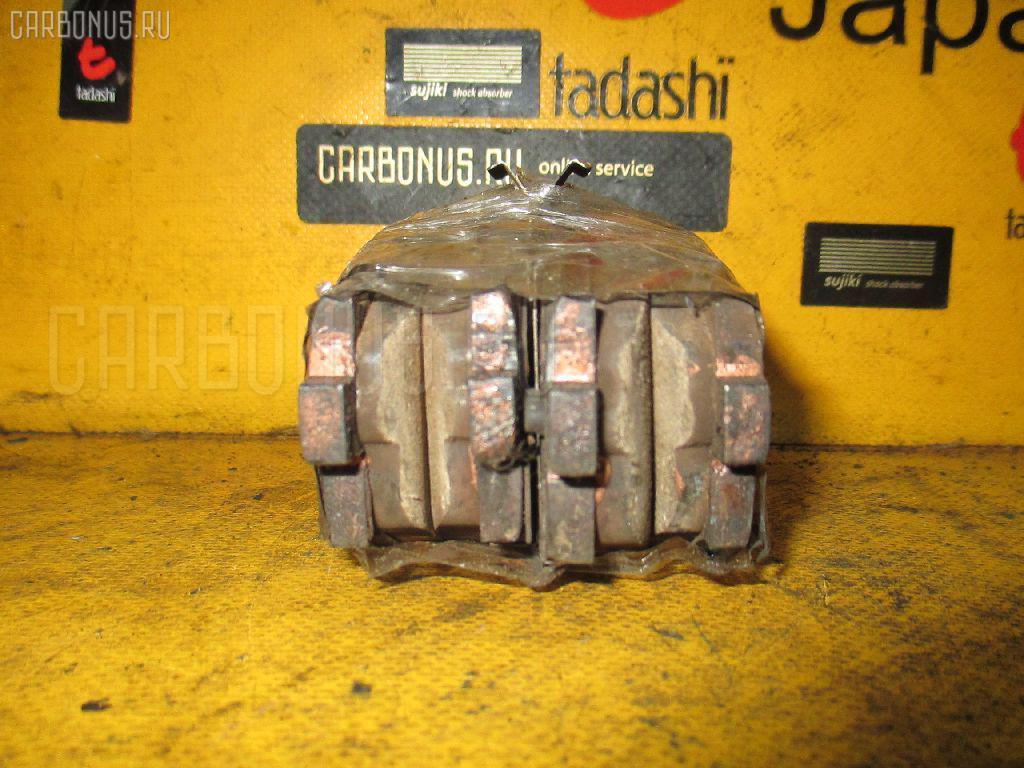 Тормозные колодки Nissan Bluebird HU14 SR20DE Фото 1
