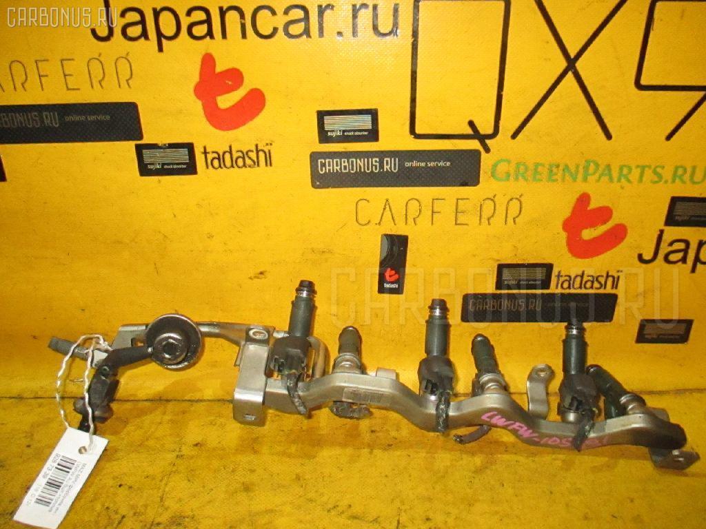 Форсунка инжекторная Mazda Mpv LWFW AJ Фото 1