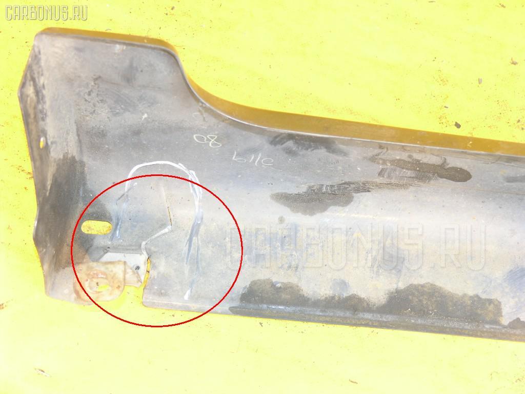 Порог кузова пластиковый ( обвес ) SUZUKI CHEVROLET CRUZE HR52S. Фото 9