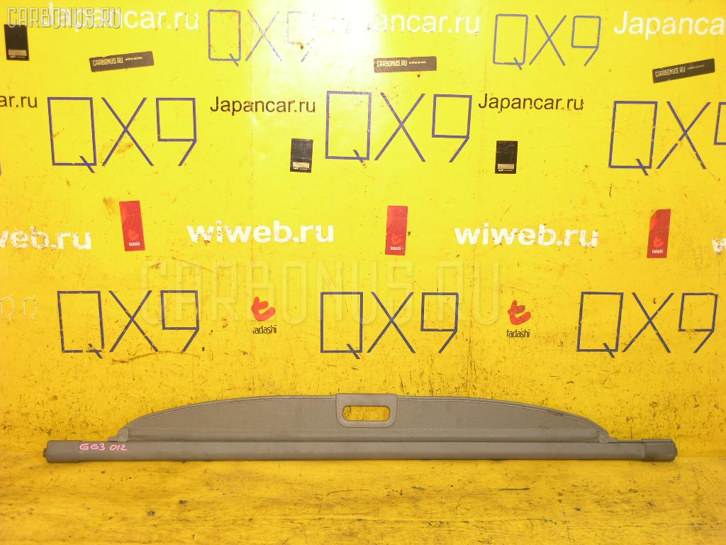 Шторка багажника SUBARU IMPREZA WAGON GG3. Фото 8