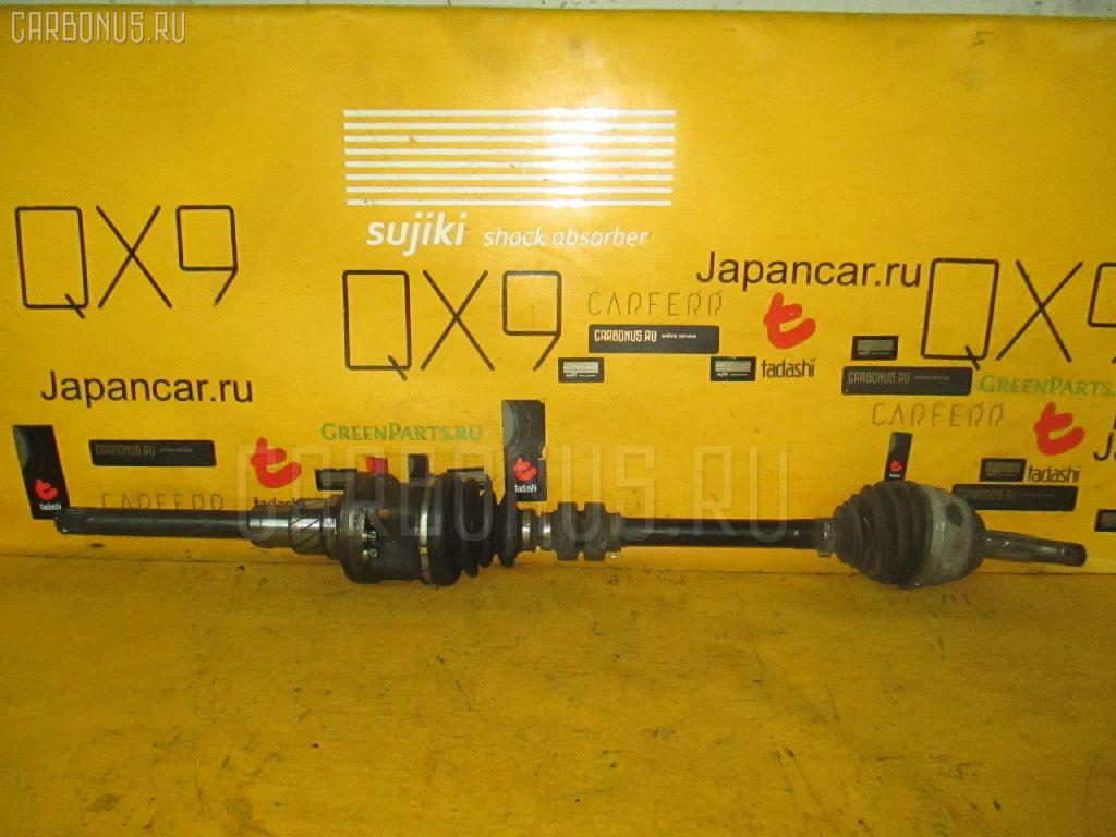 Привод Nissan Ad van VHNY11 QG18DE Фото 1