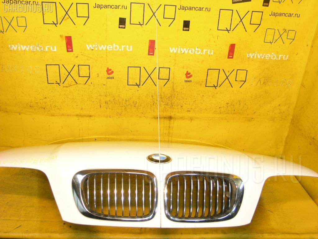 Капот BMW 3-SERIES E46-BM52 Фото 3