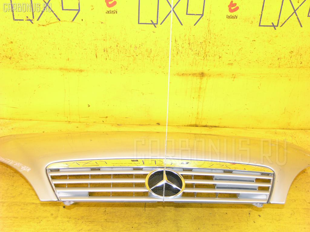 Капот Mercedes-benz A-class W168.133 Фото 1