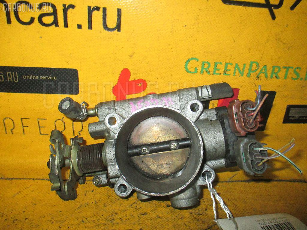 Дроссельная заслонка NISSAN STAGEA WGC34 RB25DE. Фото 4
