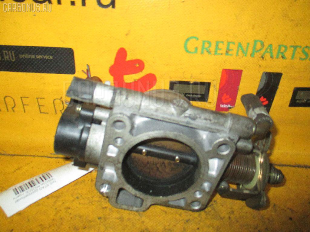 Дроссельная заслонка NISSAN STAGEA WGC34 RB25DE. Фото 5