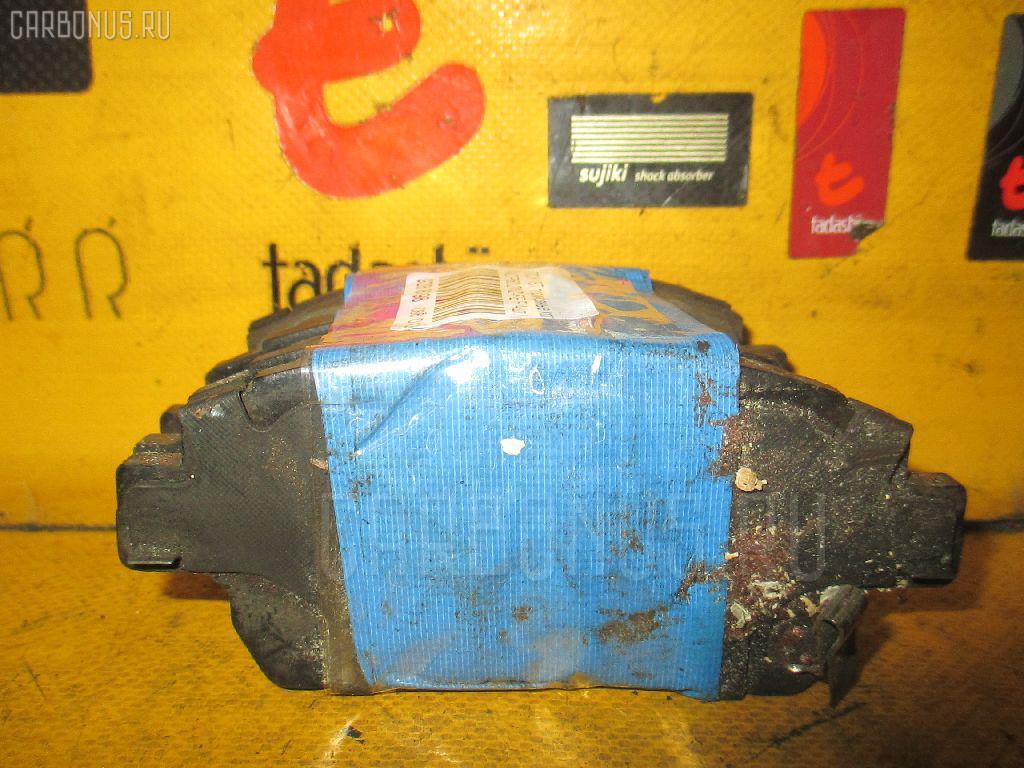 Тормозные колодки TOYOTA IST NCP60 2NZ-FE. Фото 3