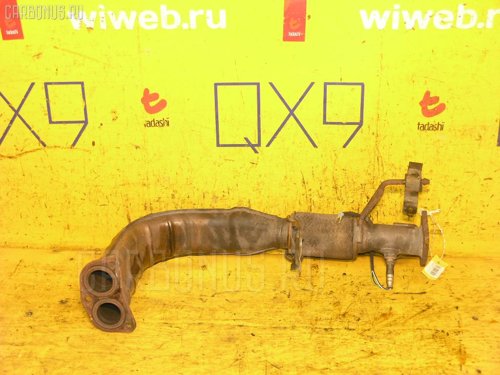 Глушитель HONDA ODYSSEY RA6 F23A Фото 1