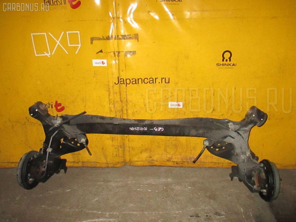 Балка подвески HONDA FIT GE9 L15A Фото 3