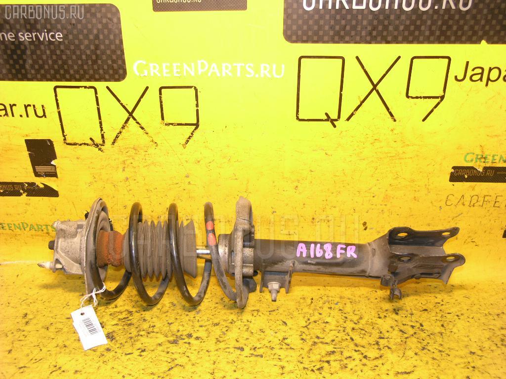 Стойка амортизатора MERCEDES-BENZ A-CLASS W168.033 166.960 Фото 1