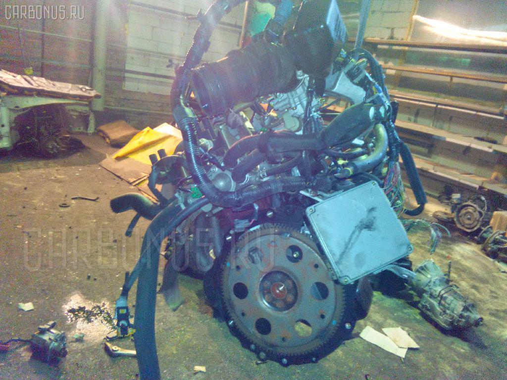 Двигатель TOYOTA CALDINA AT211G 7A-FE Фото 3