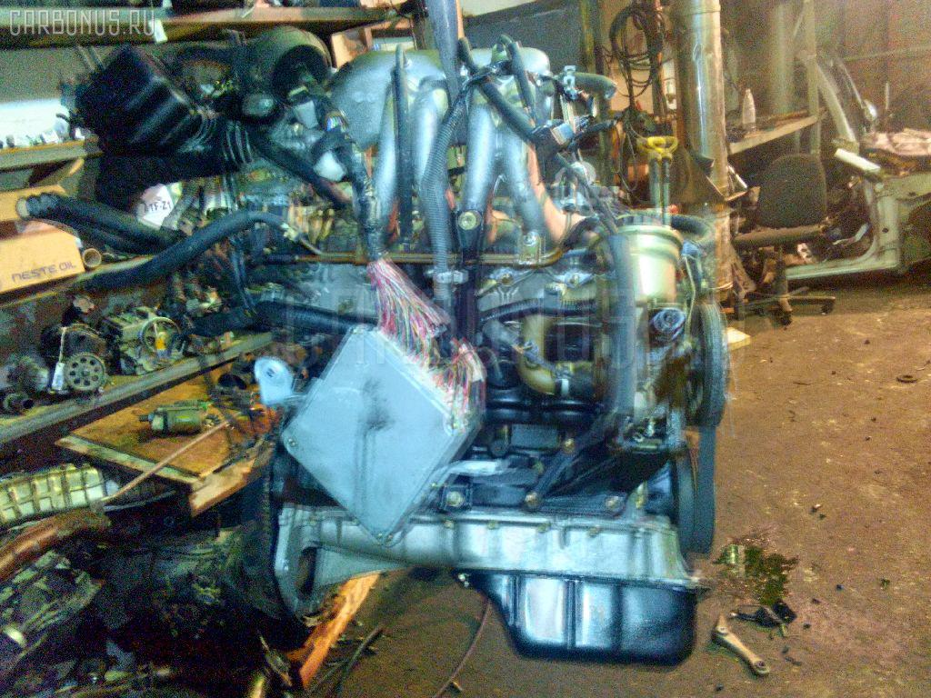 Двигатель TOYOTA CALDINA AT211G 7A-FE Фото 4