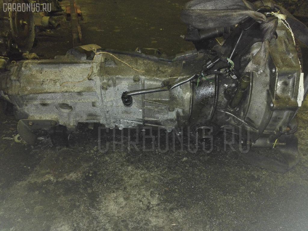 КПП механическая SUBARU LEGACY WAGON BH5 EJ20. Фото 3