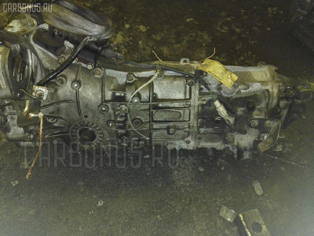 КПП механическая SUBARU LEGACY WAGON BH5 EJ20. Фото 4