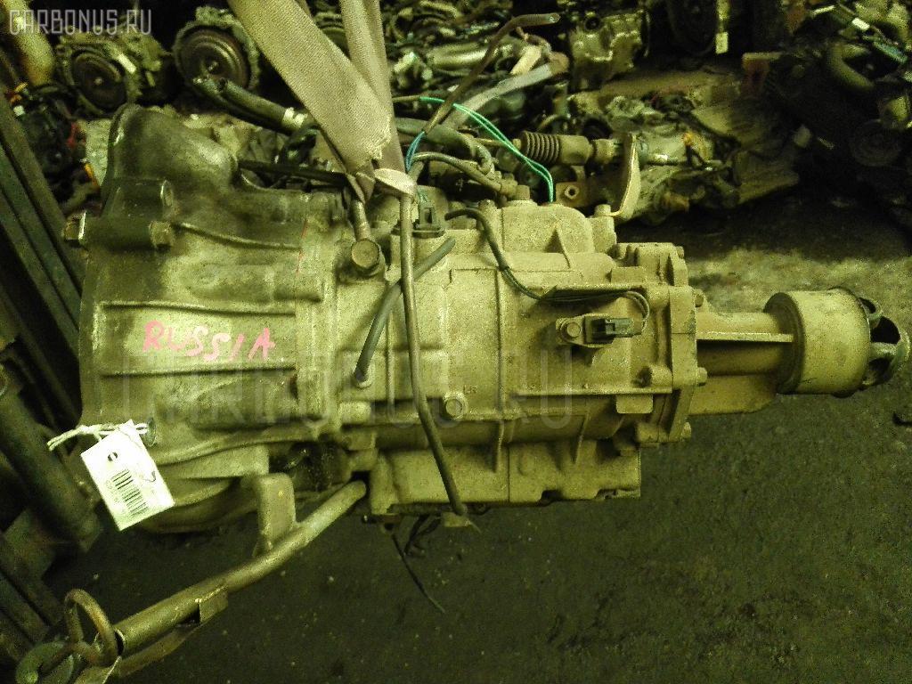 КПП автоматическая MITSUBISHI PAJERO MINI H53A 4A30 Фото 2