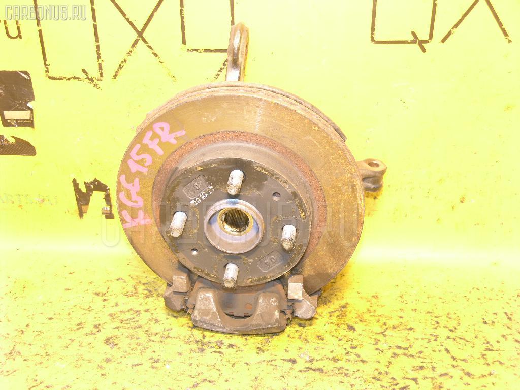 Ступица Toyota Passo KGC15 1KR-FE Фото 1