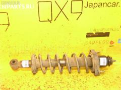 Стойка амортизатора MITSUBISHI COLT Z26A 4G19 MR594543  MN125777  MR491946 Заднее