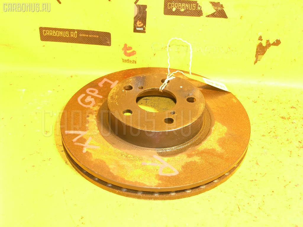 Тормозной диск SUBARU IMPREZA XV GP7 FB20ASZH5A Фото 1