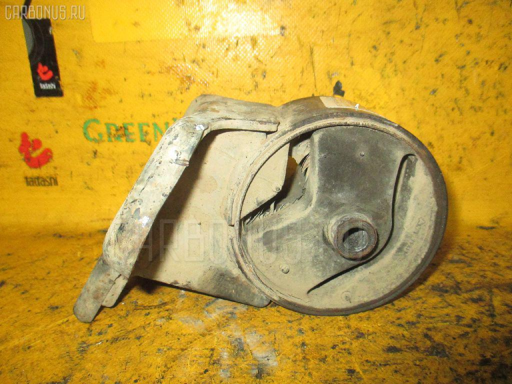 Подушка двигателя NISSAN WINGROAD WHNY11 QG18DE. Фото 6