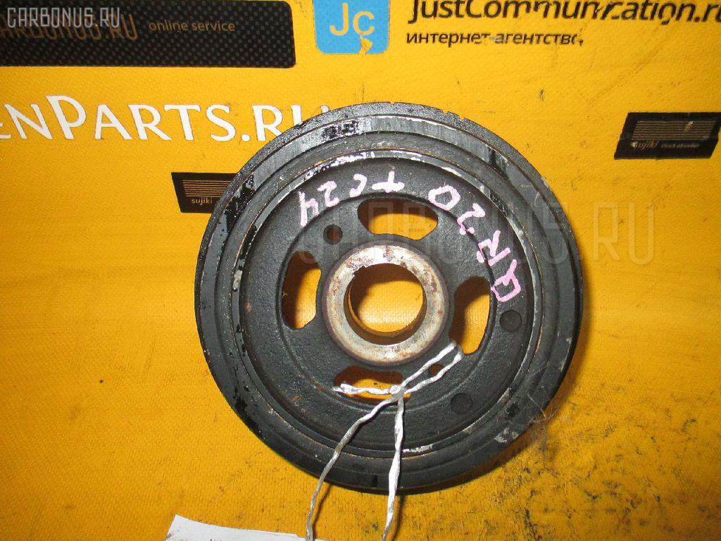 Шкив NISSAN LIBERTY RM12 QR20DE. Фото 11