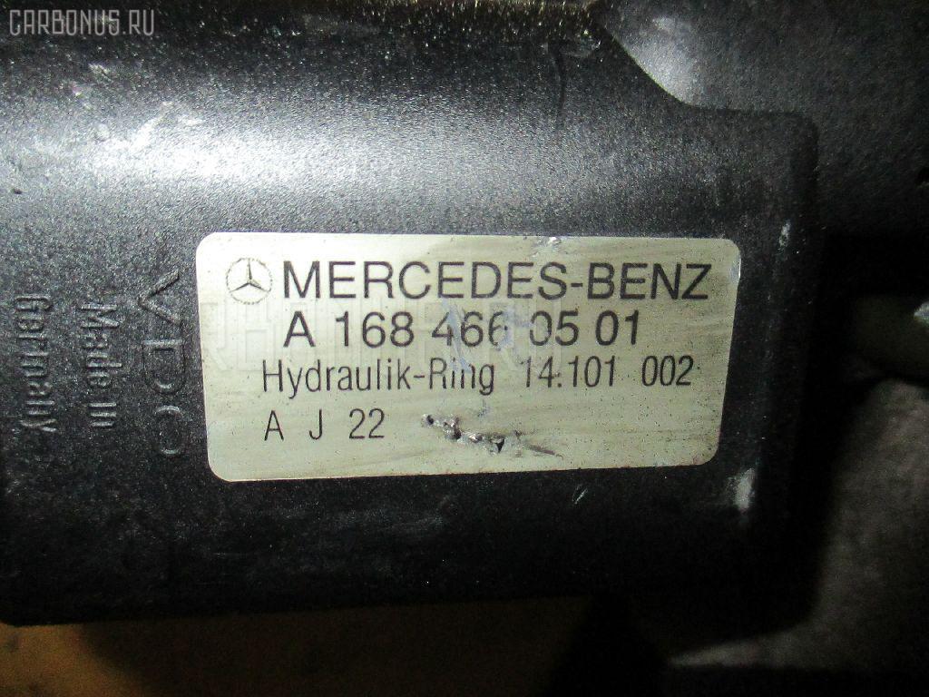 Гидроусилитель MERCEDES-BENZ A-CLASS W168.033 166.960 Фото 2