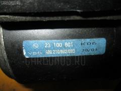 Насос гидроусилителя Mercedes-benz A-class W168.033 166.960 Фото 1