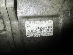 Компрессор кондиционера MERCEDES-BENZ A-CLASS W168.033 166.960 Фото 3