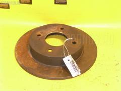Тормозной диск NISSAN PRIMERA HP10 SR20DE Фото 1