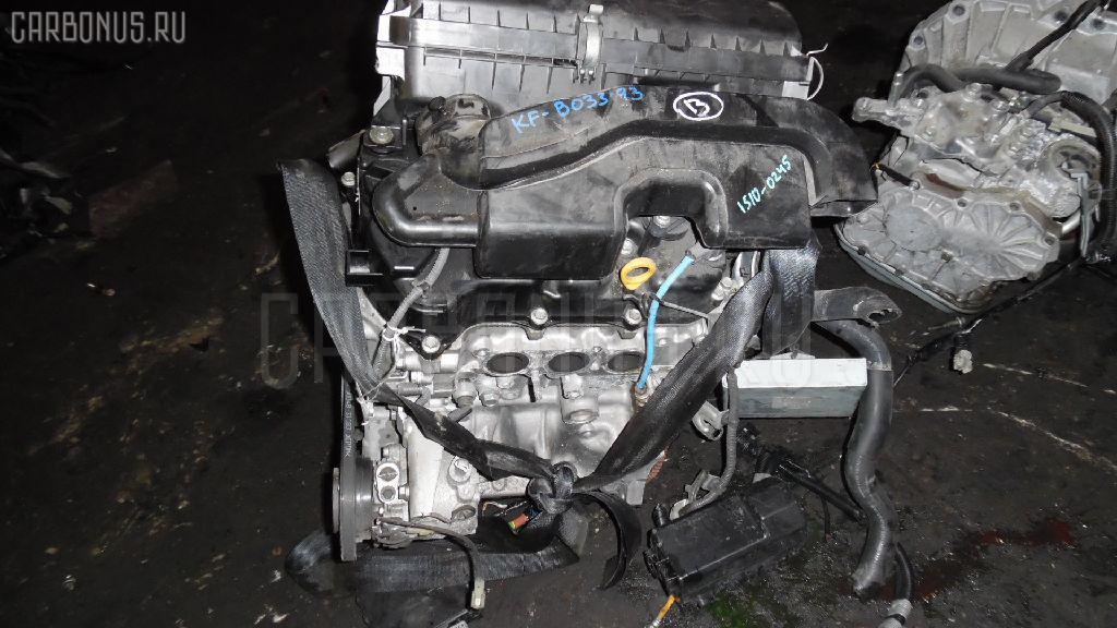 Двигатель DAIHATSU ESSE L235S KF-VE Фото 3